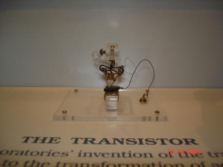 Primeiro transistor